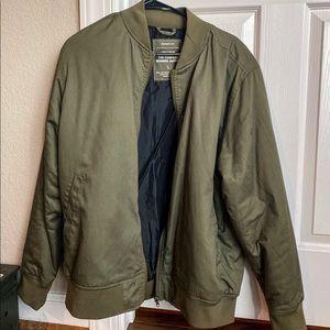 Compass Bomber Jacket, Army